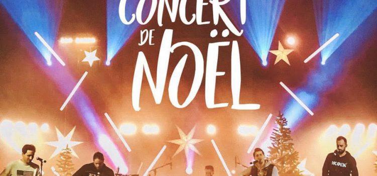 Concert HOPEN en direct sur YouTube le 16 décembre 2020