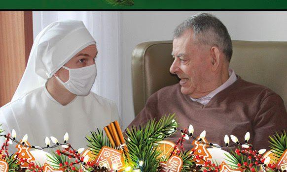 Offrez un cadeau aux personnes âgées démunies