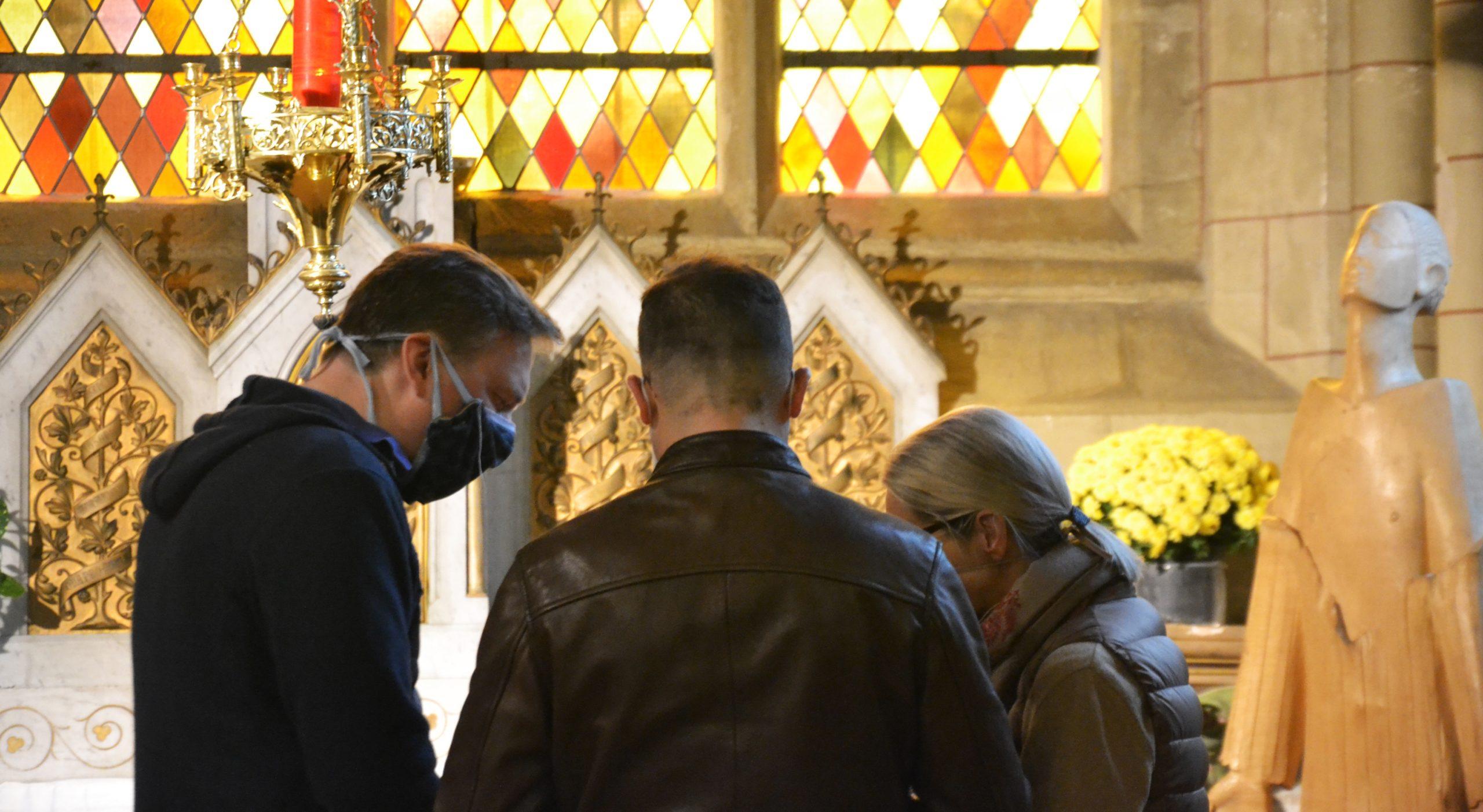 La prière des frères