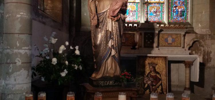 Témoignage pour la Prière universelle