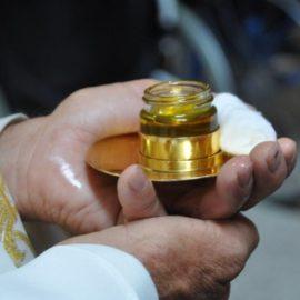 Recevoir le Sacrement des Malades Samedi 13 février