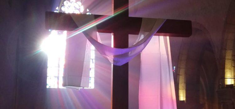 Retour en photos sur les messes du dimanche de Pâques