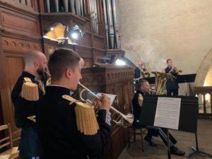 2021-04-08-Dimanche de Pâques Musique militaire