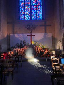 2021-04-08-Tombeau fermé-Samedi Saint