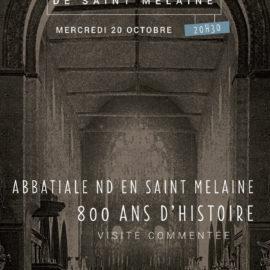 Les conférences de St Melaine